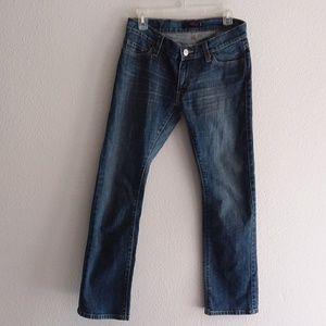 levis Jeans - Levi's tilted 504 straight leg jean size 9 short